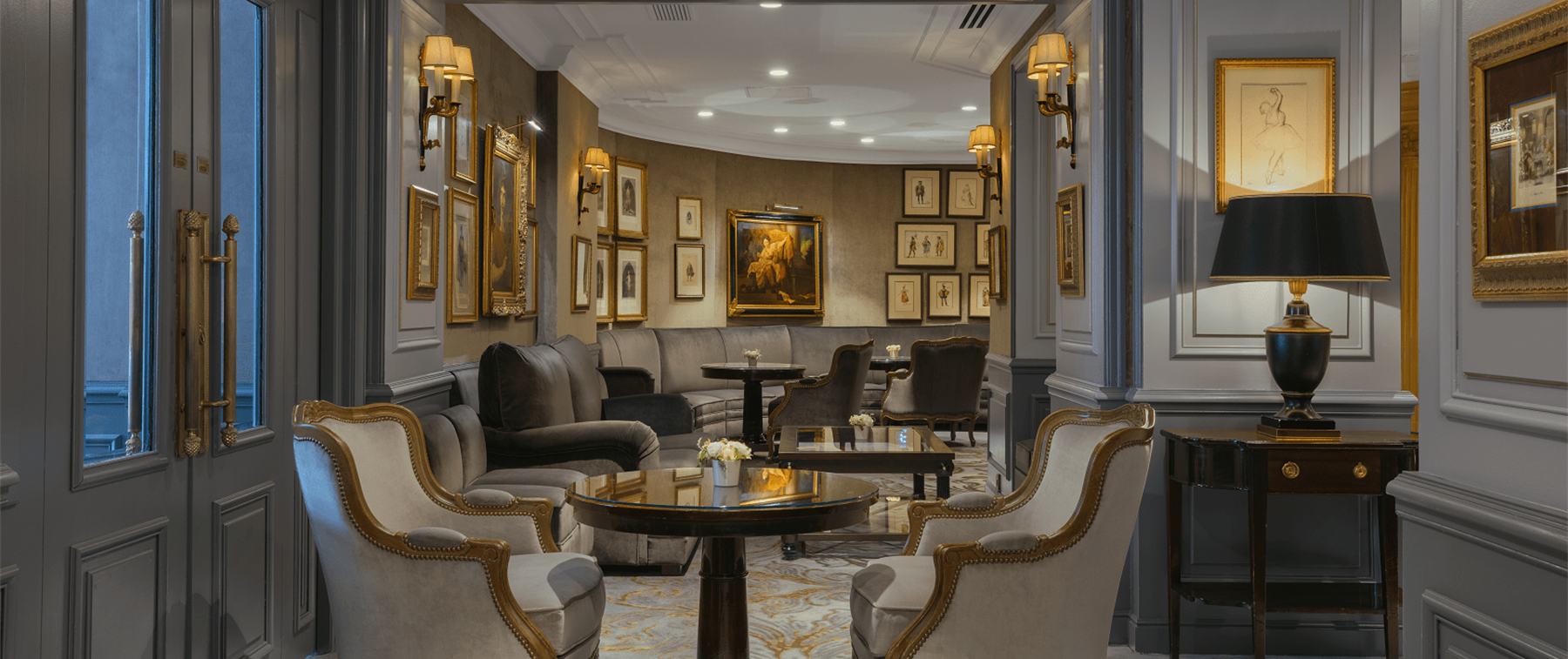 Tuileries Bar | At The Westin Paris - Vendôme | Official Website